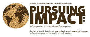 Pursuing Impact