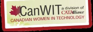 CanWIT logo